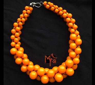 MYRA makes Edible Jewelry